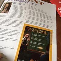 Jarrell Education Article in Mountain Lakes Living Magazine